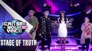 Zephanie, Lance at Lucas, naka-duet si Army Martin   I Can See Your Voice PH