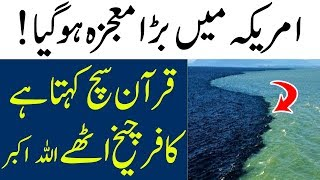 Scientists accept Miracle of Quran about Oceans   Islamic Solution