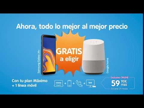 Plan Máximo | telecable