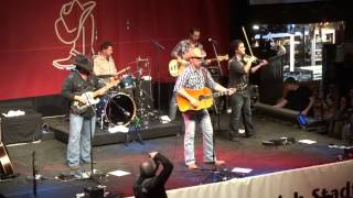 Aaron Watson and Band - Honky Tonkin Around Texas - Albisguetli - 2013