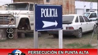 preview picture of video '11 ENERO - (02) POLICIALES PERSECUCIÓN EN PUNTA ALTA'