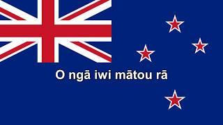 National Anthems: New Zealand (Aotearoa) - Short version + Lyrics + Translation