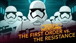 Episode 1.10 The First Order vs. The Resistance (VO)