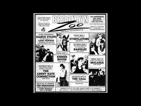 The Bangles - Live @ Brooklyn Zoo, Brooklyn Zoo, New York City, NY [7 May 1983]