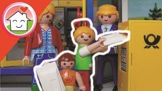 Playmobil Film Deutsch Besuch In Der Post Von Family Stories