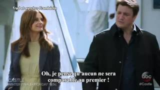 Castle 8x08 'Mr & Mrs Castle' Sneak Peek #1 vostfr