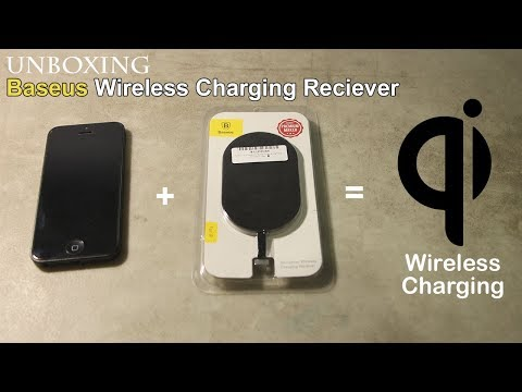 Baseus Qi Wireless Charging Adapter   Make Your Old Phone Wirelessly Charged