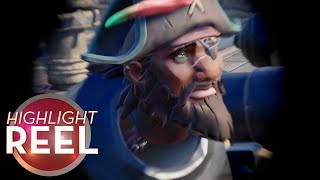 Highlight Reel #383 - You Don't Wanna Know How Sea Of Thieves Pirates Fit Into Cannons