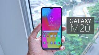 Apa Bedanya? - Review Samsung Galaxy M20