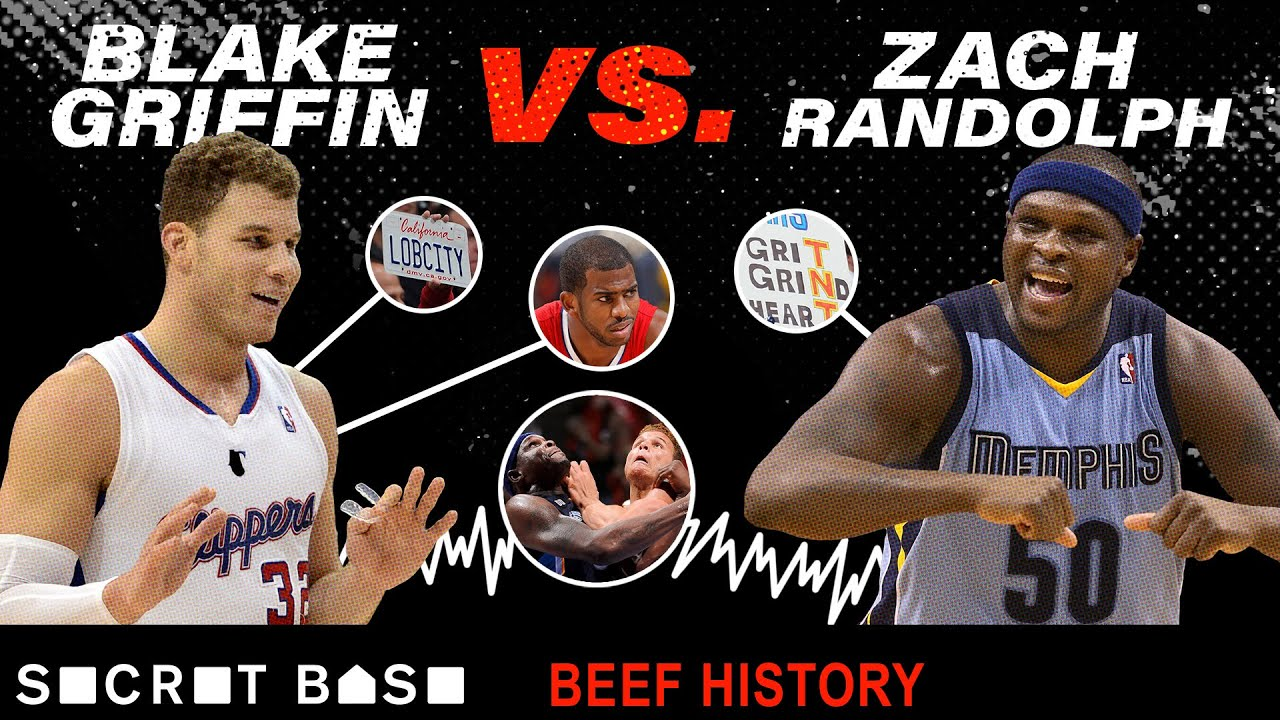 Zach Randolph attacked Blake Griffin over and over until they had beef thumbnail