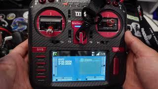 Coordinate GPS su schermo Radiomaster TX16S ed Eachine TX16S per sapere posizione del Drone FPV