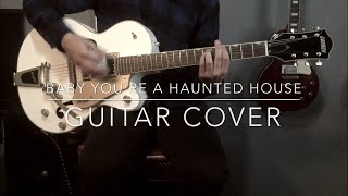 Baby You're A Haunted House   Gerard Way   Guitar Cover