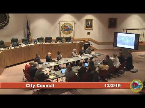 Update on Prescott Park Master Plan 12.2.19