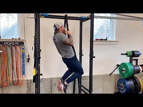 Rope Pull-Up