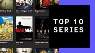Top 10 Rated TV Shows Of All Time (IMDb Rated)