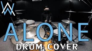 Alone - Alan Walker - Drum Cover - Ixora (Wayan)