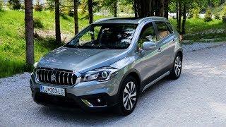 "Suzuki SX4 S Cross ""review"""