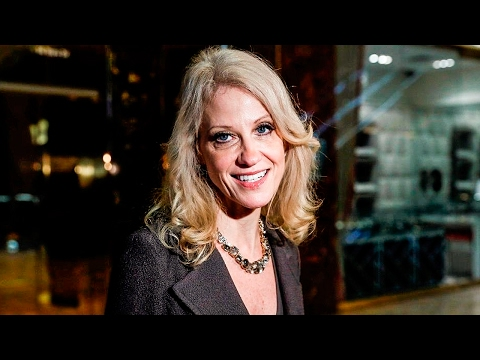 Kellyanne Conway To Reduce Media Appearances, Media Couldn't Be Happier