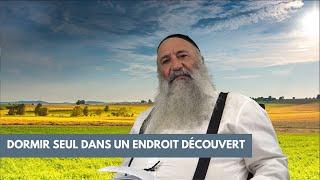 DORMIR SEUL DANS UN ENDROIT DÉCOUVERT - Champs - Plage