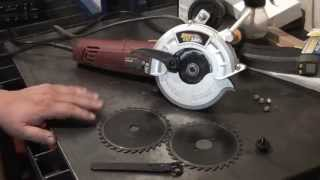 Harbor Freight Double Cut Saw