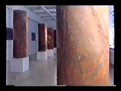 Eleonóra Pasqualetti exhibition, 2011