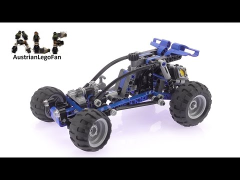 Vidéo LEGO Technic 8296 : Le buggy