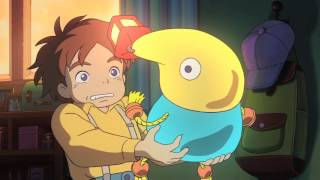 Аниме Хаяо Миядзаки, Ni No Kuni: Wrath of the White Witch english version trailer