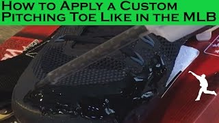 How to Apply a Custom Pitching Toe like in the MLB