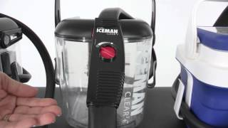 Video: Donjoy Iceman CLEAR 3 Cold Therapy System