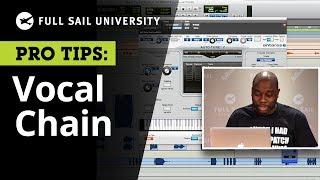 "Vocal Track Review with Leslie Brathwaite: ""Whole Lot"" - Akon | Full Sail University"