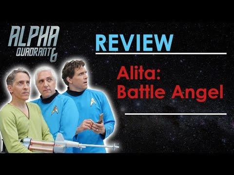 Review of Alita: Battle Angel