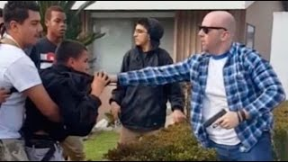 Officer fires gun during scuffle with 13yo boy, enraging community