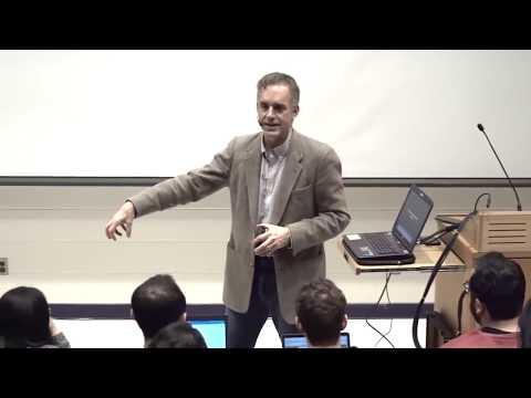 Jordan Peterson – Ukliďte si v pokoji!