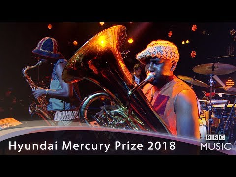 Sons Of Kemet - My Queen is Harriet Tubman (Hyundai Mercury Prize 2018) online metal music video by SONS OF KEMET