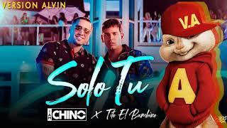 Tito El Bambino, IAmChino   Solo Tu (Audio Agudo)