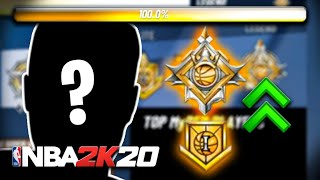 NBA 2K20 FIRST LEGEND CAUGHT BOOSTING! TOXIC KIDS HOP OFF BIGGEST WIN STREAK SO FAR FOR WHAT?