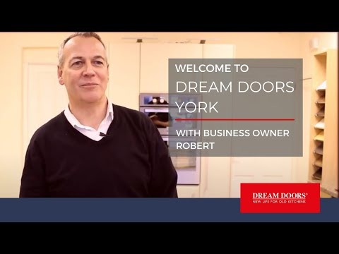 York & Scarborough Kitchen Showroom video