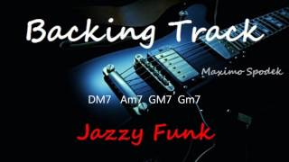 JAZZY FUNK DM BACKING TRACK