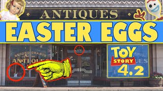 What's Inside Second Chance Antiques! Toy Story 4