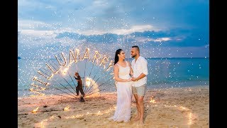 Phuket Weddings & Events Planner - BESPOKE EXPERIENCES - Thailands Most Romantic Beach Engagement
