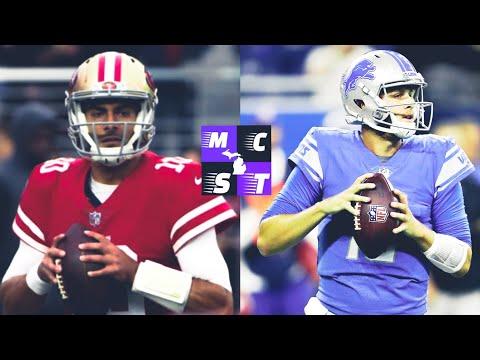 Lets Bet: San Francisco 49ers vs Detroit Lions!!!
