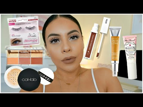 HOW TO EASY EVERYDAY MAKEUP TUTORIAL: NATURAL + GLOWY | JuicyJas