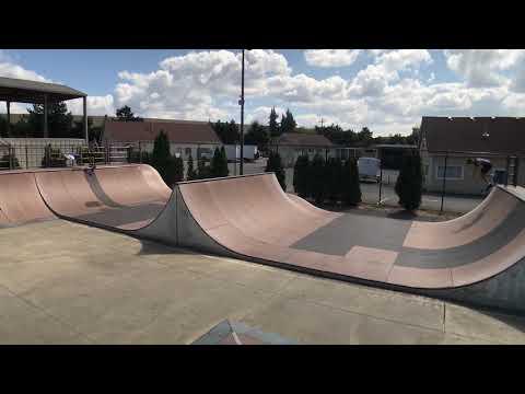 Puyallup Skatepark Walk Through
