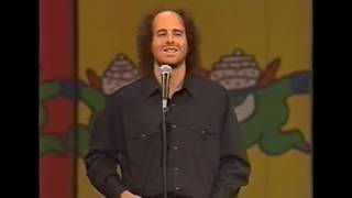 Steven Wright - Stand Up Comedy on Just for Laughs 1995