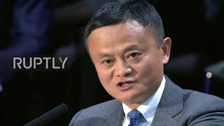 Russia: Internet 'more important than oil' – Alibaba CEO at Moscow Open Innovations Forum