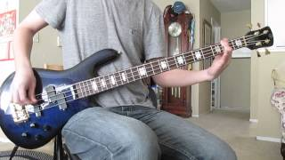 10 Years - Battle Lust Bass Cover