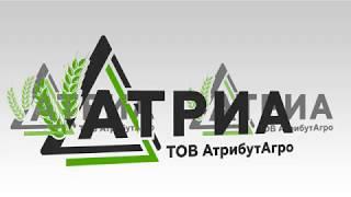 """Навесное приспособление для уборки рапса от компании ООО """"АТРИА -ЛЮКС"""" - видео"""