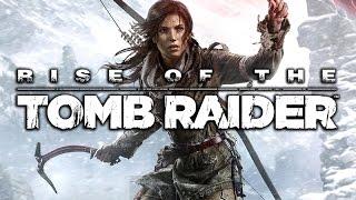 """Фильм """"Rise of the Tomb Raider"""" (полный игрофильм, весь сюжет) [60fps, 1080p]"""