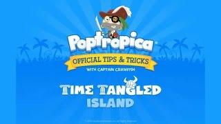 Official Poptropica Walkthrough: Time Tangled Island
