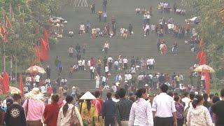 Chuẩn bị sẵn các phương án bảo đảm an toàn cho Lễ hội Đền Hùng